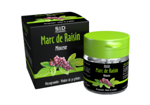 sid nutrition marc de raisin 30 g lules sid nutrition 3401547547015 misterpharmaweb. Black Bedroom Furniture Sets. Home Design Ideas